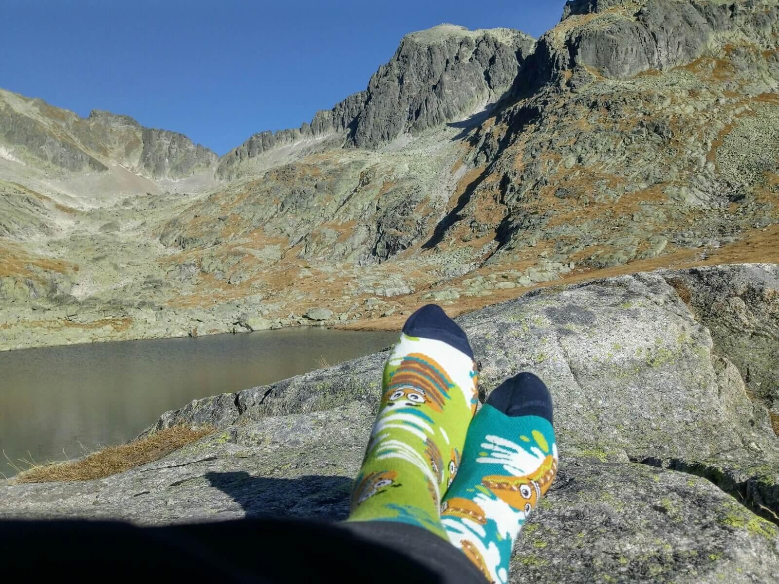 Relaks nad Doliną Pięciu Stawów Spiskich