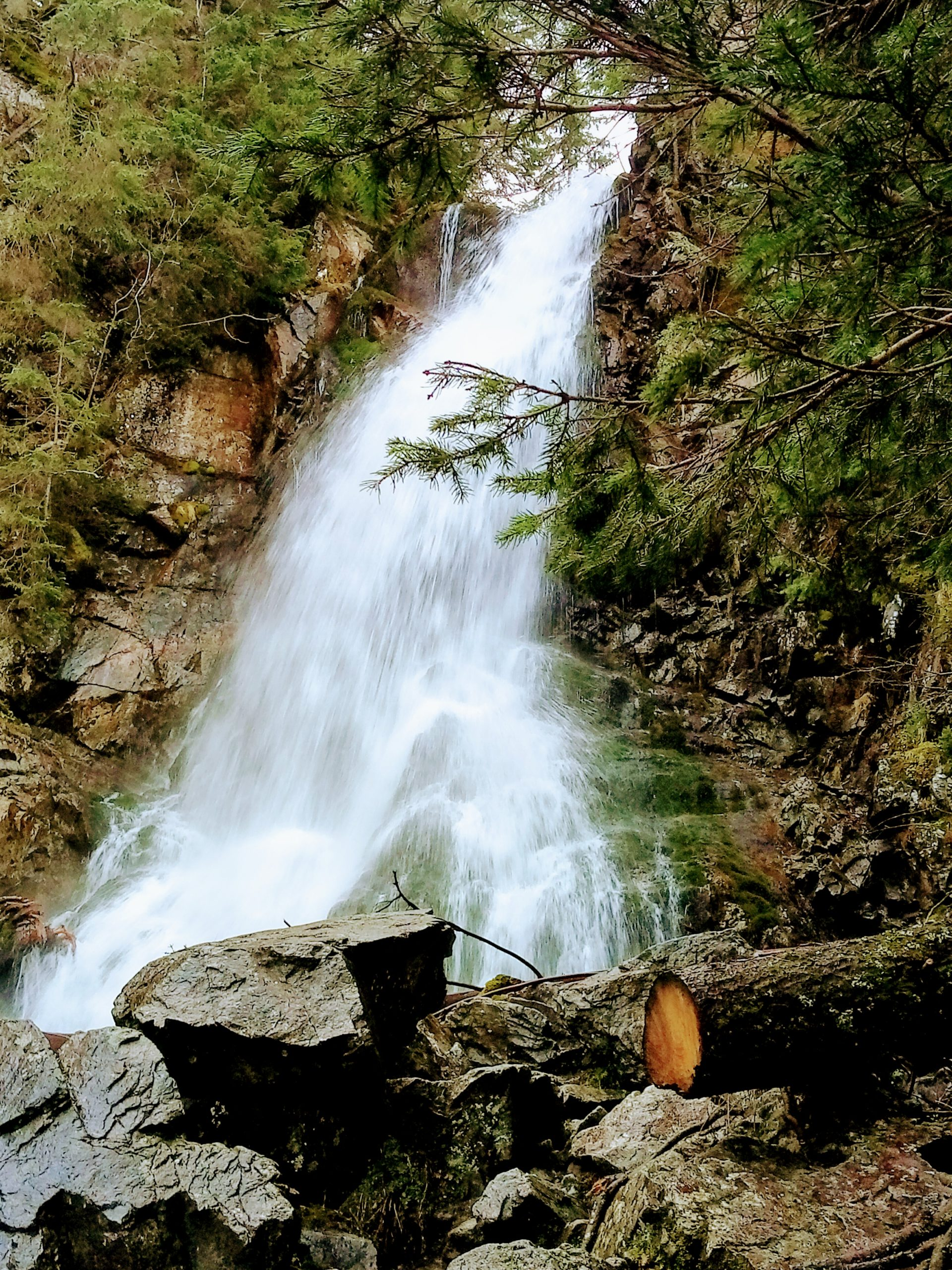 Wodospad Rohacki